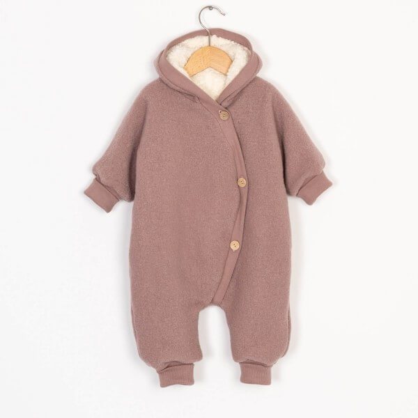 Wollwalk Overall Teddy